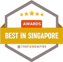 Subraa - Best Web Designer in Singapore Award