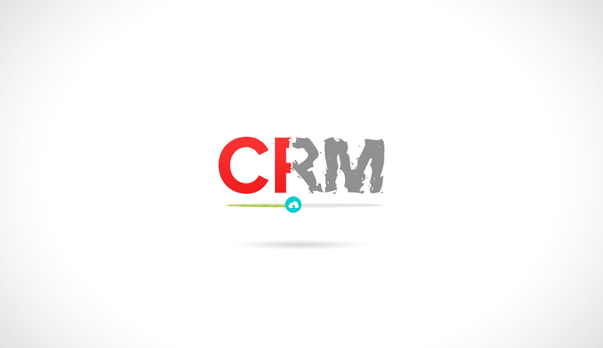 Logo Design for CRM Software Company Singapore