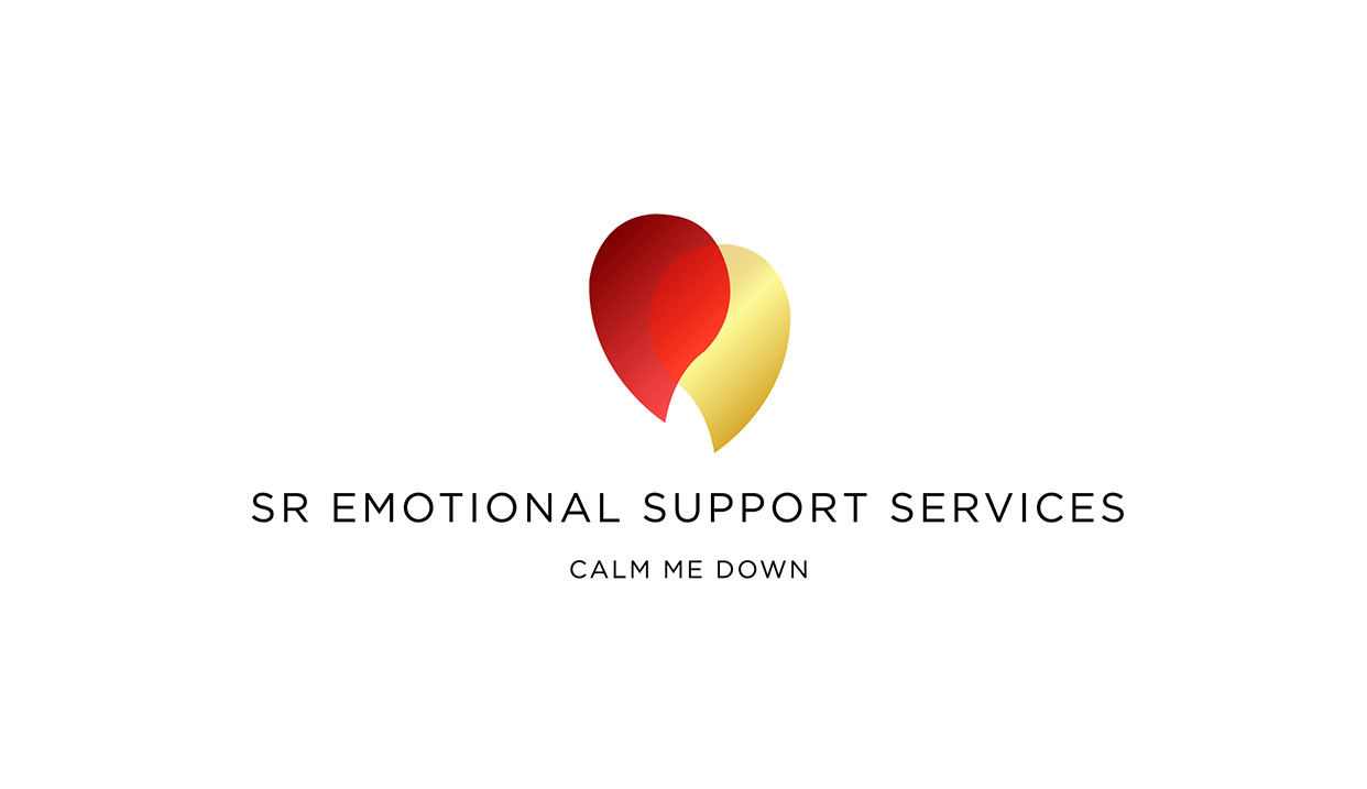 Logo Design for Emotional Support Services Company in Singapore
