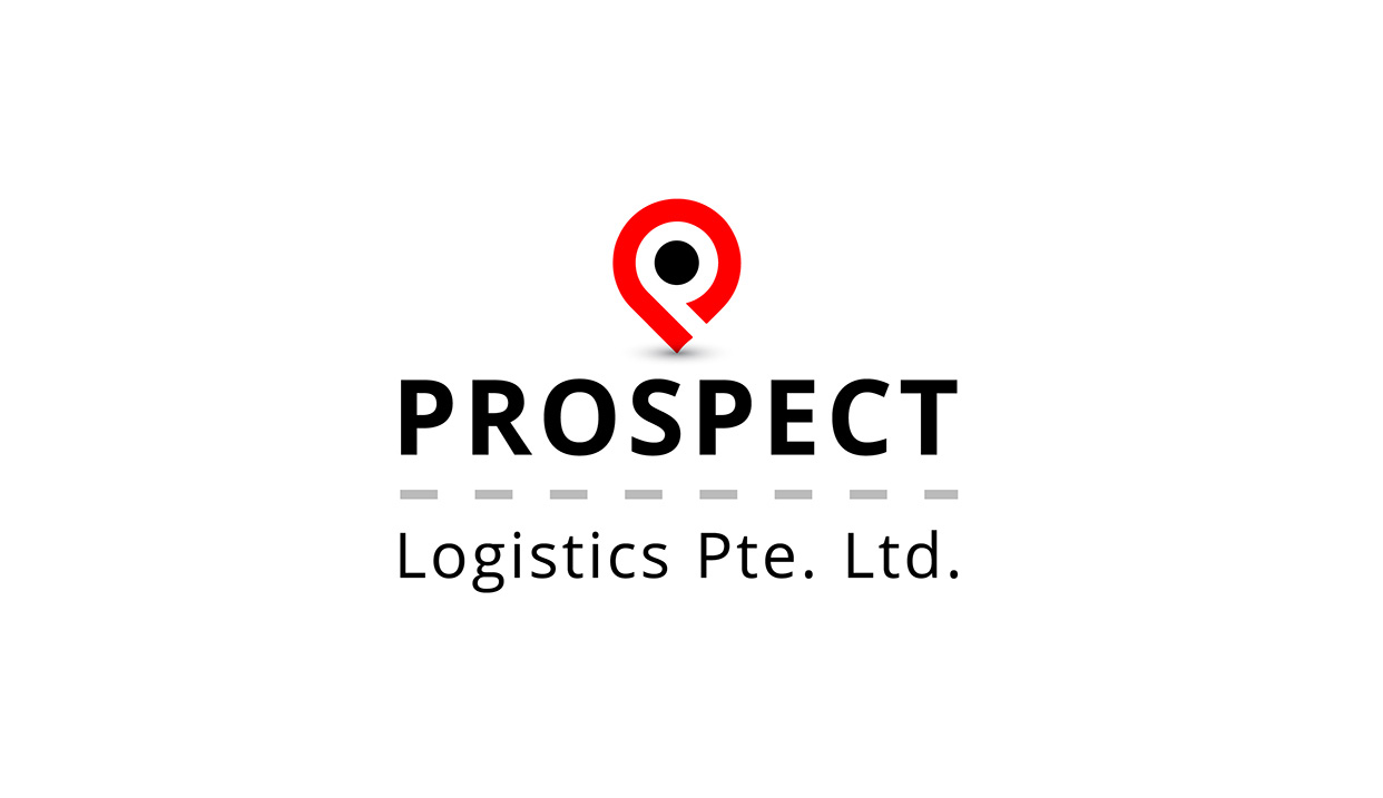 Logo Design for Prospect Logistics Company in Singapore