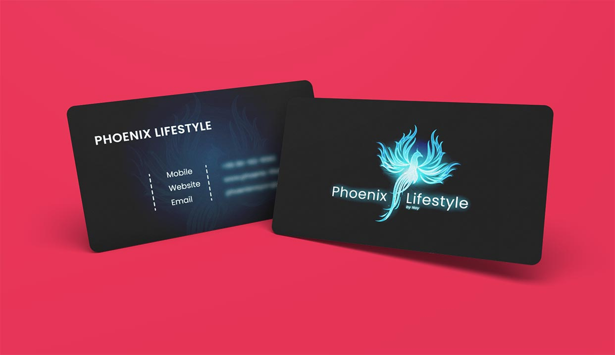 Business Card for Lifestyle Showroom